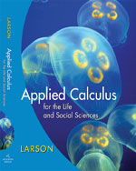 Applied Calculus for the Life and Social Sciences