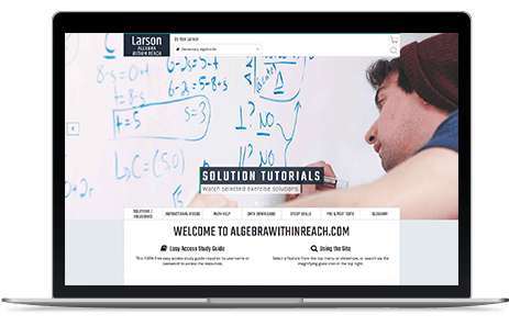 Algebra Within Reach Homepage